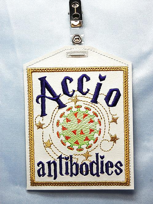 Summon Antibodies - Vaccination Card Holder