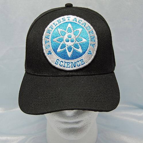 Space Explorer Academy - Science logo - cap