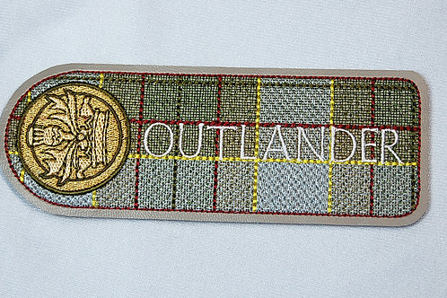 Scottish Romance bookmark