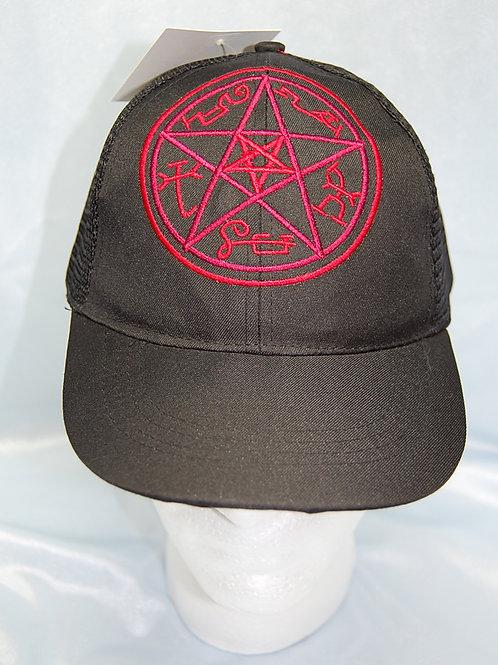 Demon Trap symbol cap