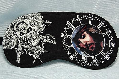 Pirate Jack sleep mask (made w/Licensed cotton print fabric)