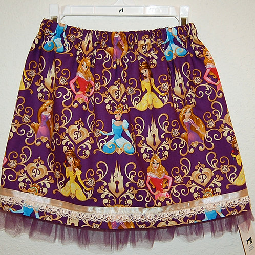 Princesses skirt (made from Licensed cotton print fabric)