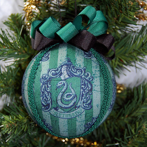 """Wizard Snake House ornament - 4"""""""