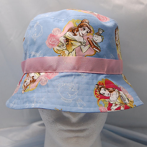 Belle bucket hat - made from Licensed cotton print fabric