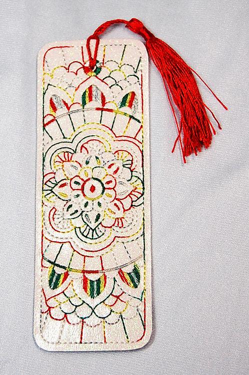 Fractal - tile bookmark