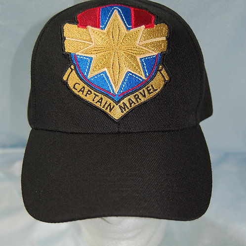 Commander Awesome crest cap
