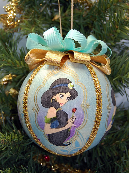 """Jasmine Princess ornament - 4"""""""