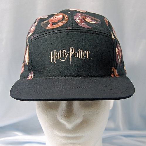 Wizard Characters cap (made from Licensed cotton print fabric)