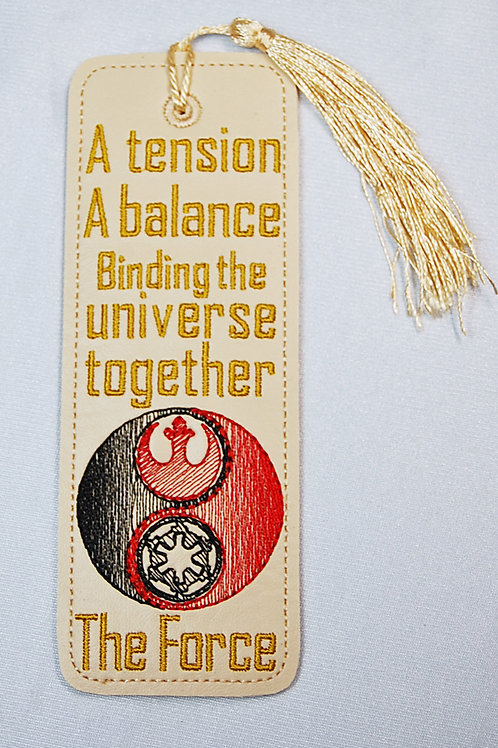 Star Battles - The Force bookmark