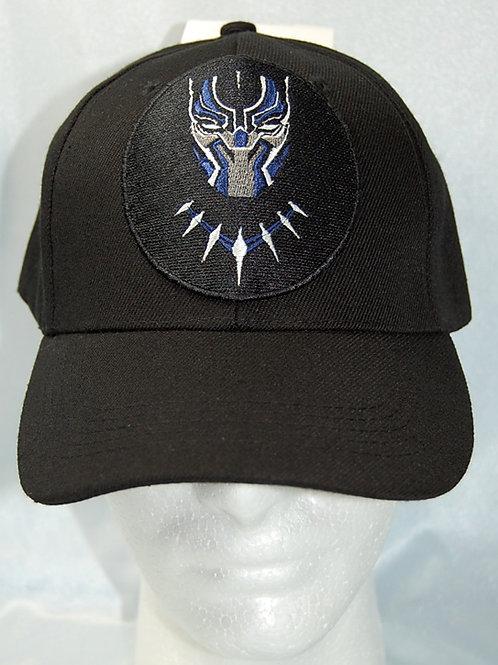 Black Cat Superhero cap