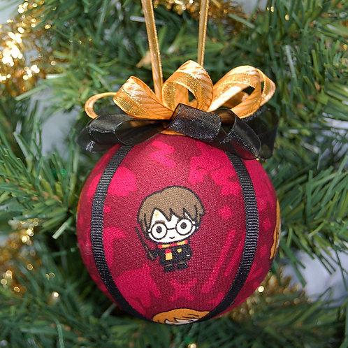 "Wizard Student & Friends ornament - 3"""