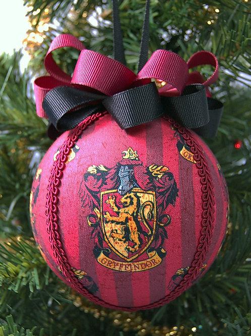 "Wizard Lion house ornament - 4"""