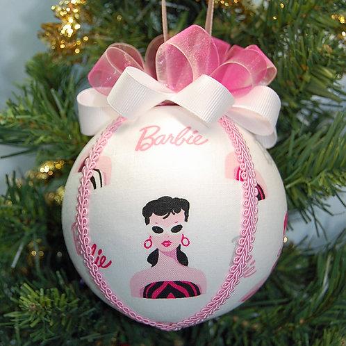 """Fashion Doll ornament - 4"""""""