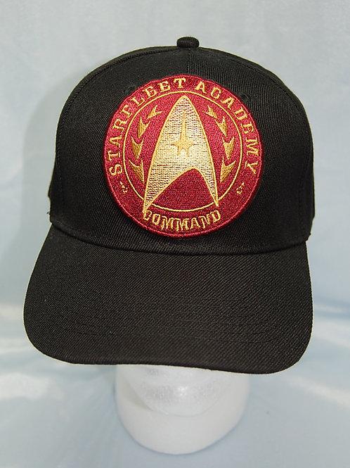 Space Explorer Academy - Command logo - cap
