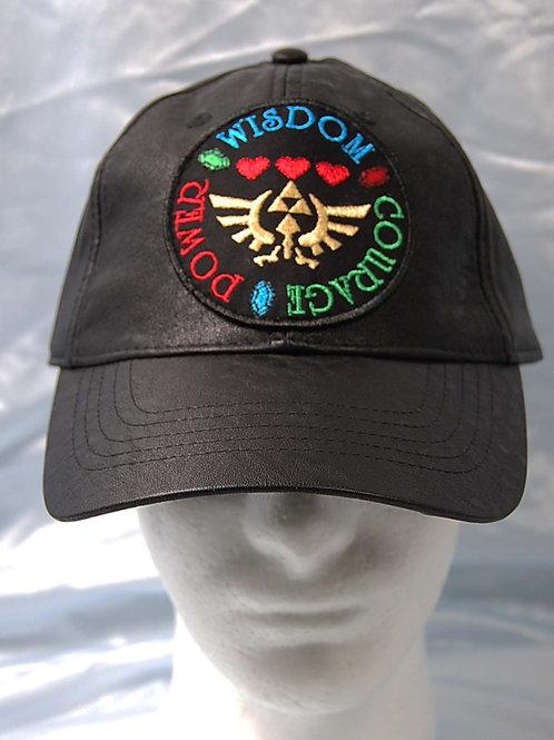 Elf Princess Tale (black) cap