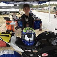 Joeys first _ccsracingus race day in the