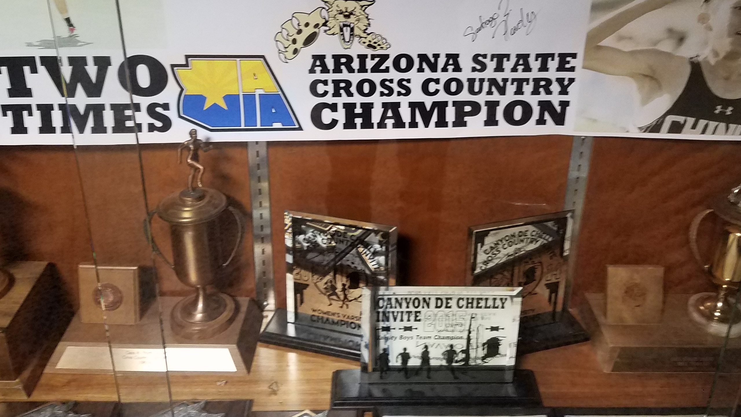 Navajo runners are some of the best in the state