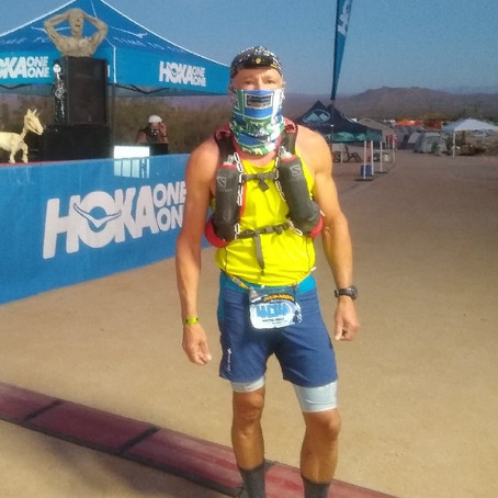 Javelina Jundred 100 Miler October 29, 2020