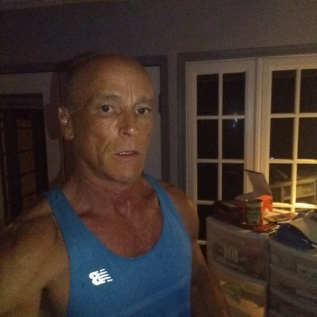 Treadmill 120 Miler