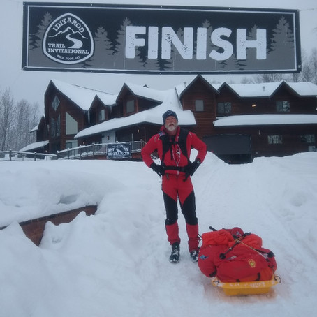 IDITAROD TRAIL INVITATIONAL 350 MILE MARCH 2021