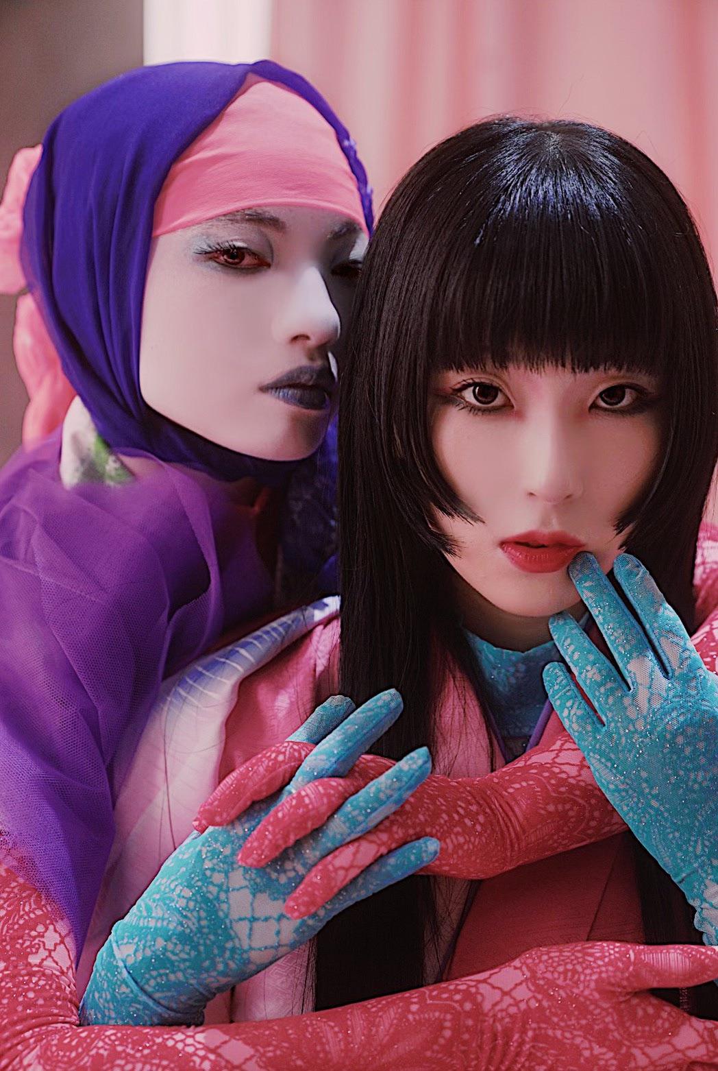 daokoヤマダアオイ_ダヲアオヨロズショップ_資生堂BeautySquare.