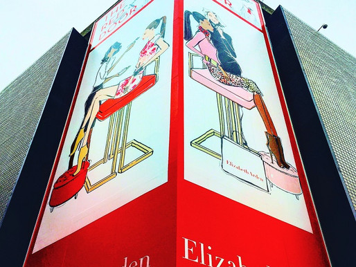 Elizabeth Arden The Red Door Experience at Debenhams...