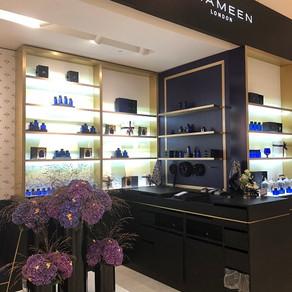 Thameen London; East meets West in perfumery