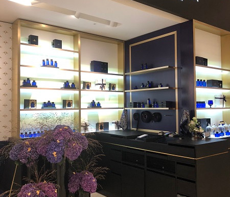 Thameen London; East meets West in perfumery