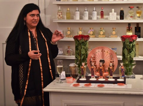 PAST, PRESENT AND FUTURE OF INDIA BY CREATOR NEELA VERMEIRE AND PERFUMER BERTRAND DUCHAUFOUR…
