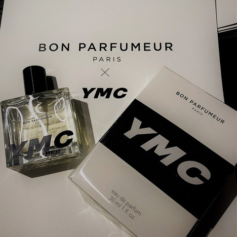 Bon Parfumeur x YMC - Where French Perfumery Meets London Design
