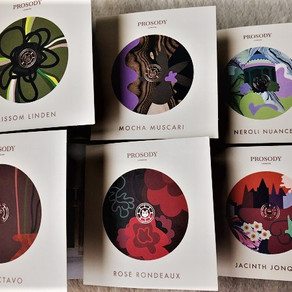 PROSODY London - a new all natural perfume brand