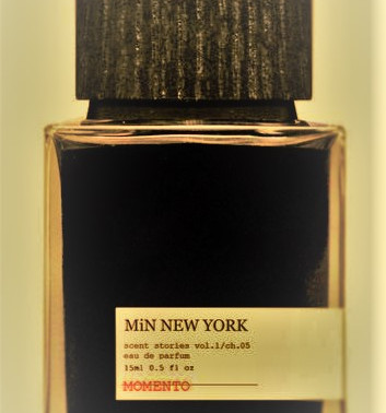 Scent Stories… MiN New York Collection Chapter 4 - Momento...