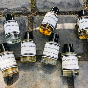 Aaron Terence Hughes - a New Promising Perfumer