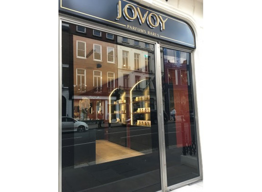 Jovoy Paris boutique opening in Mayfair