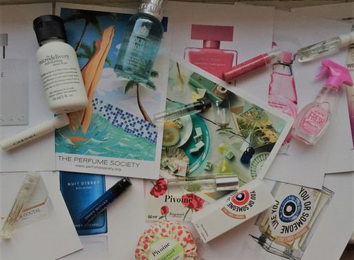 The Travel Edition Box by The Perfume Society