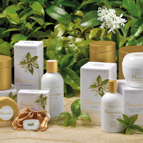 L' Erbolario … summer scents and products