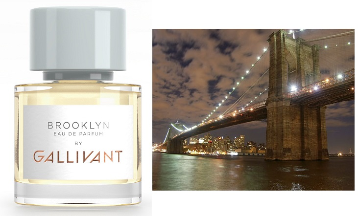 Gallivant perfumes review, the scent of 4 cities…
