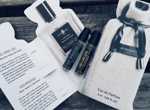AFFINESSENCE – The Base Notes Collection