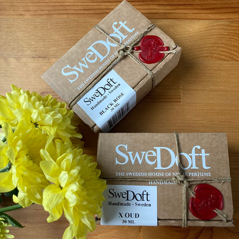 SweDoft - A New Exciting Perfume Brand From Sweden