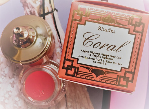 Royal Apothic Tinties Lip Butter in Coral