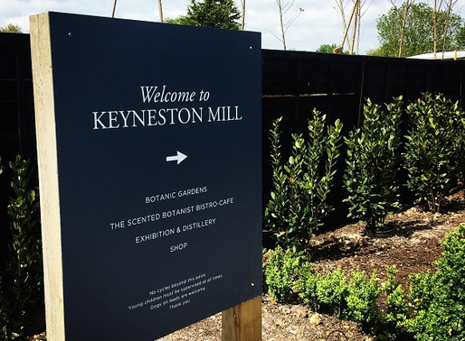 Parterre at Keynestone Mill