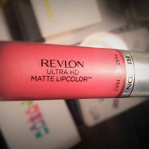 Lipstick Tuesday… Revlon Ultra HD Matte Lipcolor…