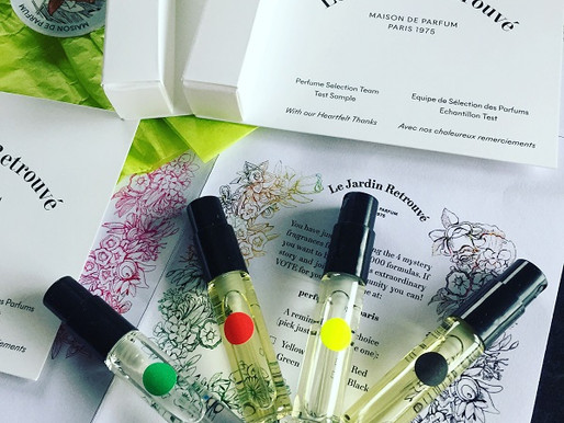Le Jardin Retrouvé - Perfume Revival Project