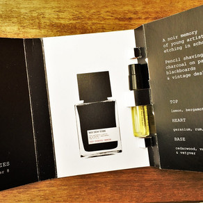 Scent Stories… MiN New York Collection Chapter 8 – Old school Bench