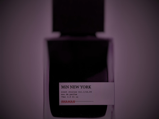 Scent Stories… MiN New York Collection Chapter 4 - SHAMAN
