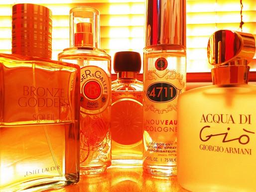 Perfume of the week... Battling the heatwave &  5 perfume suggestions…