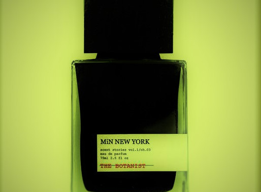 Scent Stories… MiN New York Collection Chapter 3 - The Botanist...
