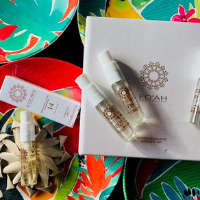 FO'AH perfumes - when the palm tree is inspiration...