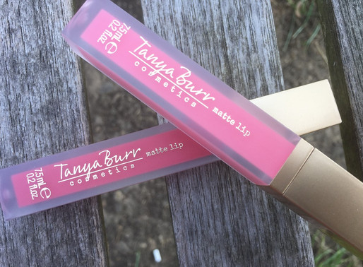 Lipstick Tuesday… Tanya Burr Matte Lip...