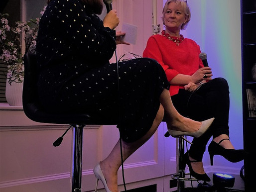 The Mayfair Collective and a conversation with Jo Malone